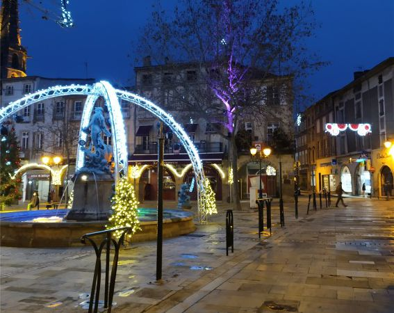Noël en France : 13 Région Occitanie