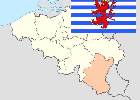 """L""""instant néerlandais du jour (2021_02_02): provincie Luxemburg"""