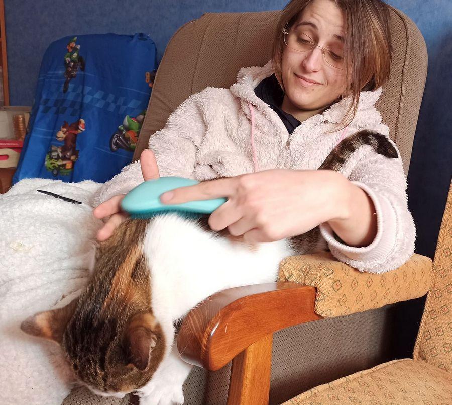 chronique Lennon  : séance coiffure pour Marinette