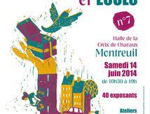 Le marché des cadeaux bio et écolo avec Les Ateliers Borgniol. Le Samedi 14 juin à la croix de Chavaux.