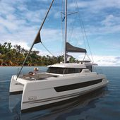 Scoop - Bali Catamarans Announces Bali CatSpace, a 40-Foot Catamaran with very large front cabins - Yachting Art Magazine
