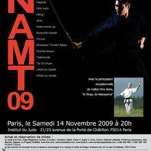 Troisième Nuit des Arts Martiaux Traditionnels, NAMT09, fin de Dragon