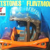 FLINTSTONES FLINTMOBILE PIERRAFEU HOT WHEELS 1/64 - car-collector.net