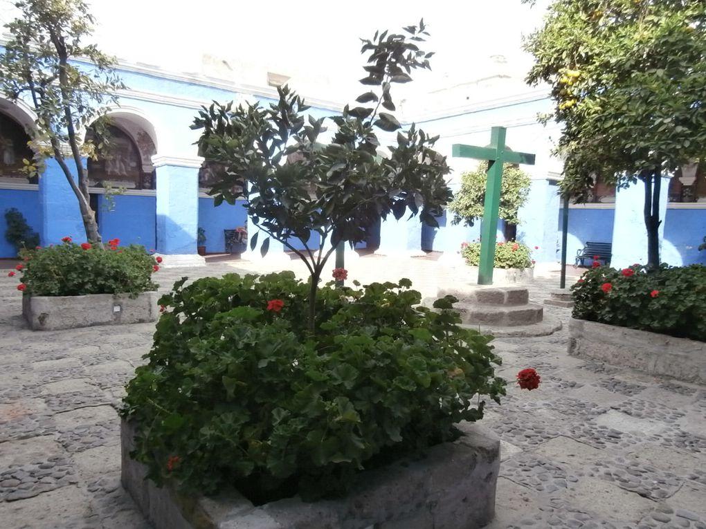 couvent santa catalina cathedrale plaza de armas