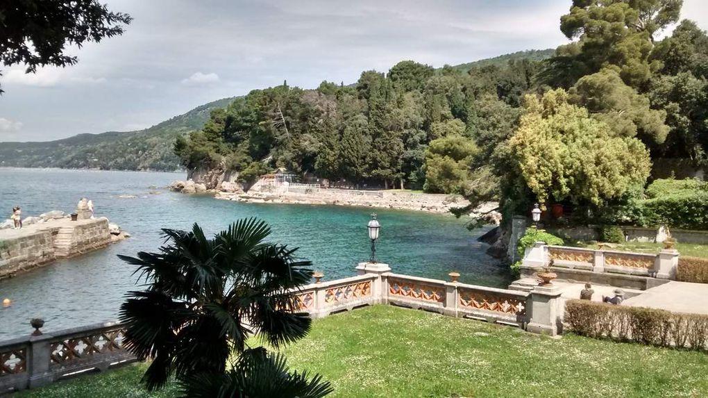 Trieste, l'éxilée