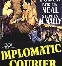 Courrier diplomatique d'Henry Hathaway