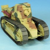 Master Fighter char Renault FT-17 75BS
