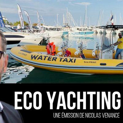 Métiers du Nautisme - Bateau Taxi à Cannes, avec Christophe Guégou