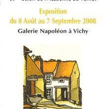 Paul Devaux graveur sur bois à Vichy
