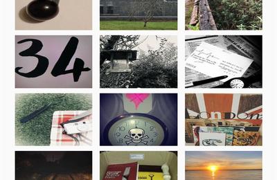 Représentation numérique - Louis sur Instagram