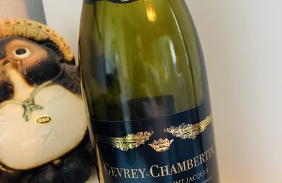 Gevrey chambertin 1 er cru Clos Saint Jacques VV 2009 Dominique Laurent