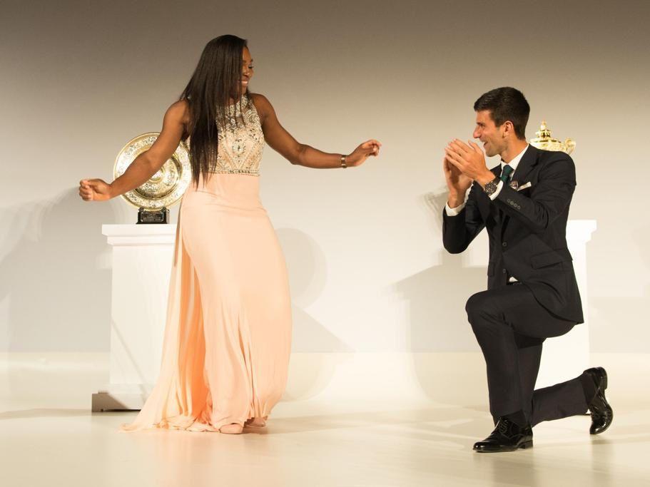 Imágenes de Serena Williams, tenista,