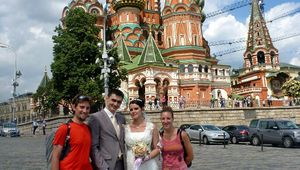 Défi n°39 : Se faire inviter à un mariage russe