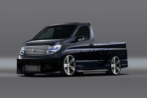 Nissan Elgrand Pick-Up