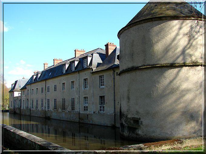 Diaporama cChâteau du MARAIS - Le Val Saint Germain