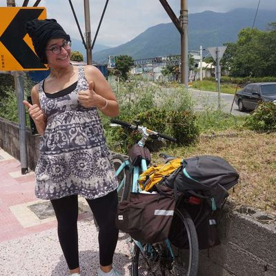 Hualien – Taitung by bicycle !