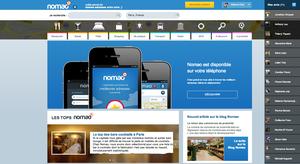Tout Nouveau, tout beau, la dernière version de Nomao