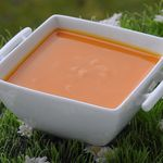 VELOUTE DE CAROTTES AU CURRY (thermomix)