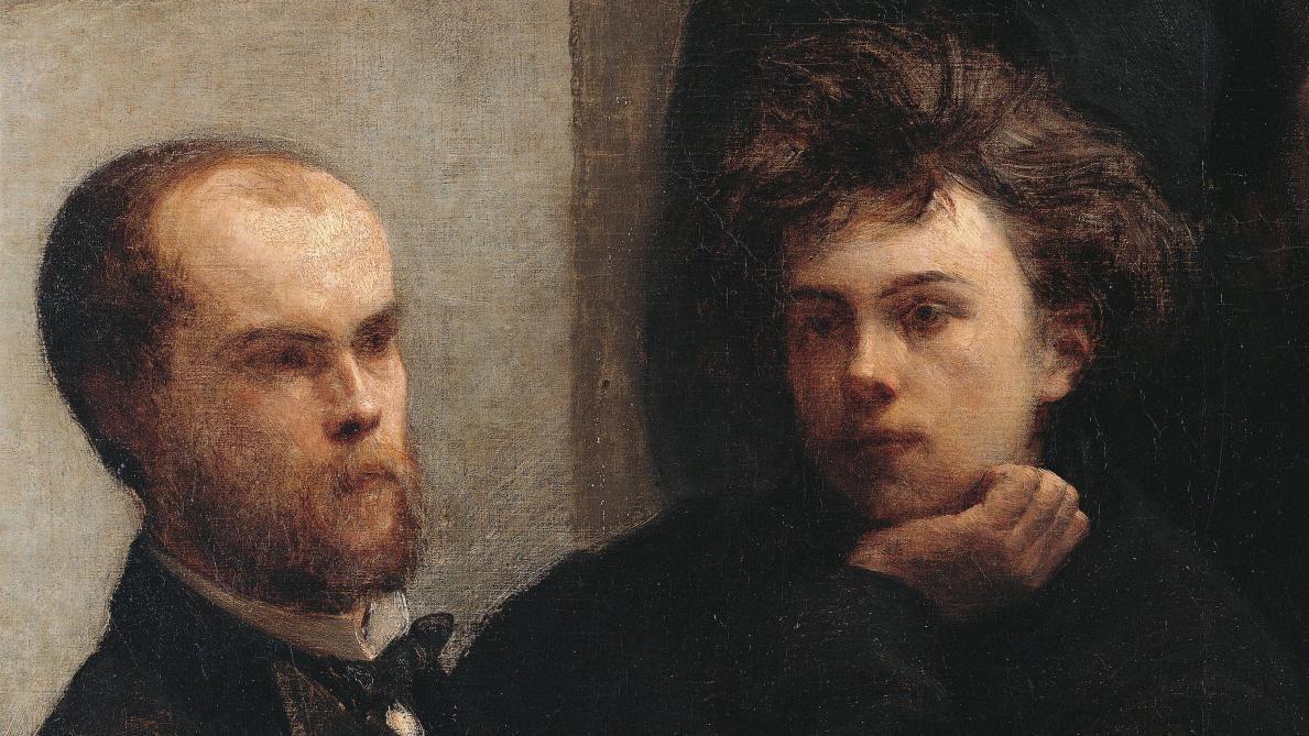Rimbaud et Verlaine au Panthéon? Non, non et encore non...