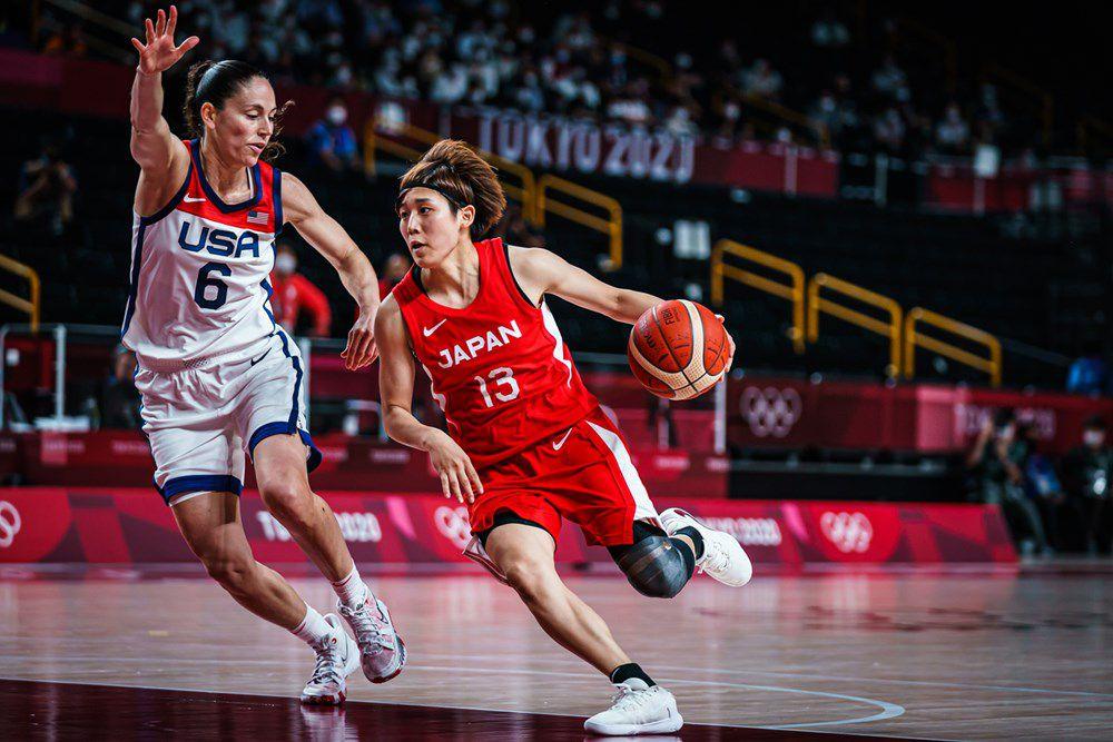 Les Américaines remportent une neuvième médaille d'or olympique en battant le Japon