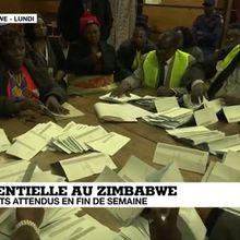 Présidentielle au Zimbabwe : des résultats attendus en fin de semaine