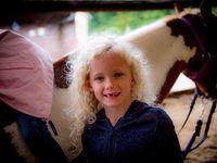 Stage initiation à l'équitation à Comines 07-11/08/2017