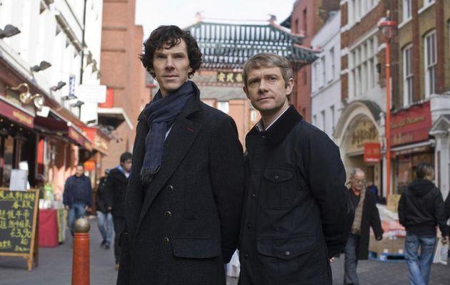 Sherlock : L'intégrale de la saison 1 le jeudi 9 Novembre sur France 4