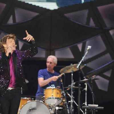 Rolling Stones reprennent Hang On Sloopy après cinquante ans