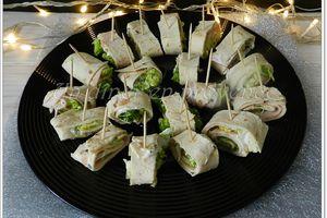 Tortillas de blanc de dinde