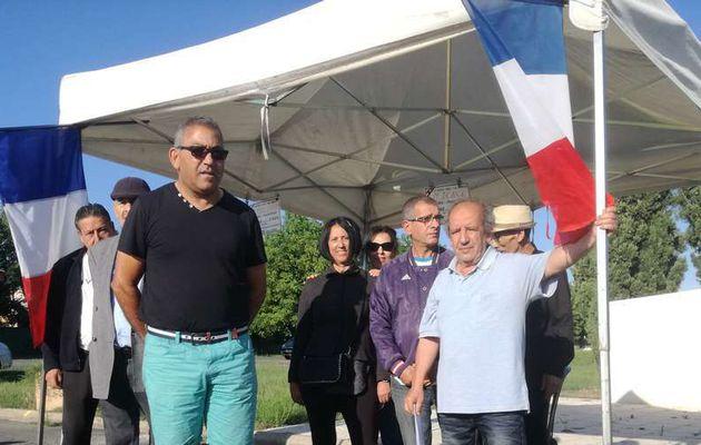 Villeneuve-sur-Lot (47) : une marche vers le G7 de Biarritz pour défendre la cause des harkis