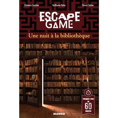 Escape Game: Une nuit à la bibliothèque