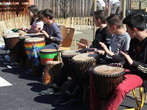Autour de l'afrique: Danse et Musique!