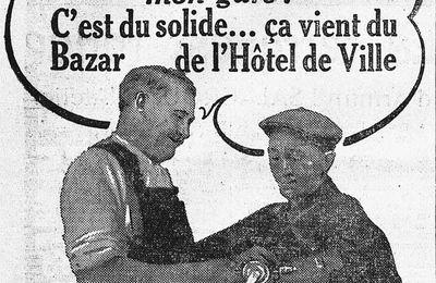 Mémoires : Le BHV à travers l'Histoire n°54   en 1938  2/2