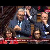 Air France - Pierre Laurent interpelle Manuel Valls au Sénat