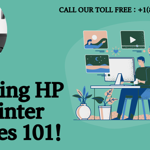 Solving HP Printer Issues 101!