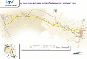 Lgv Limoges-Poitiers ou aménagement de la RN147 à 2x2 voies. Il faudra choisir ?