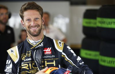 Romain Grosjean prolonge chez Haas