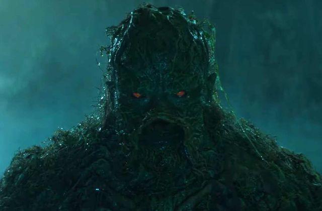 Critiques Séries : Swamp Thing. Saison 1. Pilot.