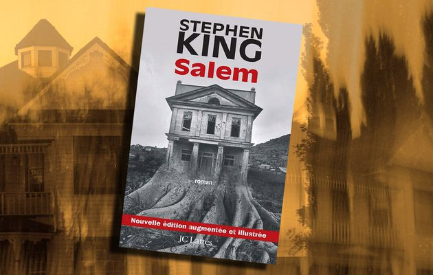 STEPHEN KING - SALEM (SALEM'S LOT, 1975)