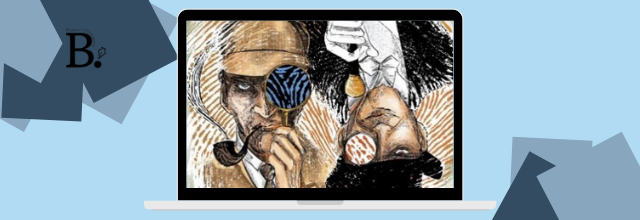 'Sherlock Holmes contre Arsène Lupin : La revanche' Martine Ruzé-Moëns
