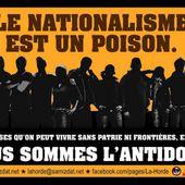 ★ Etat, nation, religion : trois piliers de la domination mondiale - Socialisme Libertaire