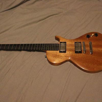 Fabriquer une guitare électrique