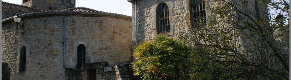Eglise de Montpeyroux