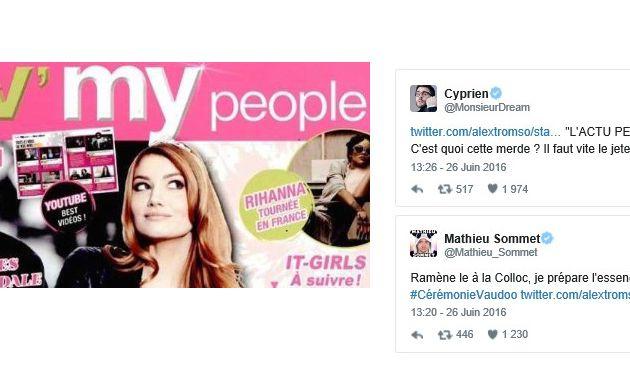 Média : Lov'my people, nouveau magazine sur les influenceurs