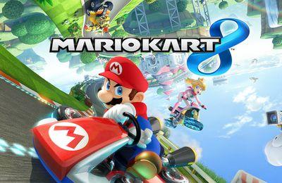 [jeu] Mario Kart 8 : fun racing game