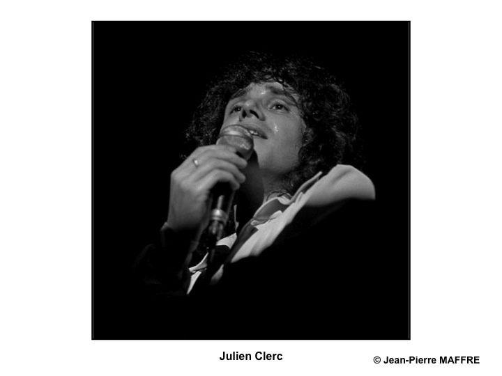 Nous avons tous apprécié les voix et les textes de nos chanteurs des années 70. J'ai eu la chance de pouvoir les photographier.