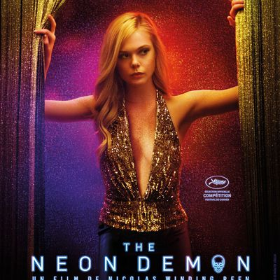 """#CANNES2016 """"THE NEON DEMON"""", BANDE-ANNONCE"""