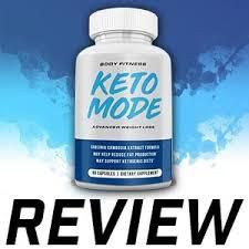 Keto Mode - NO.1 Quick Weight Loss Formula!