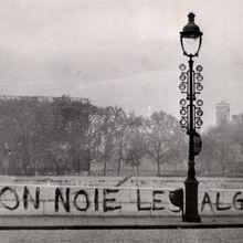 17 octobre 1961 : commémorer pour ne pas trahir la mémoire