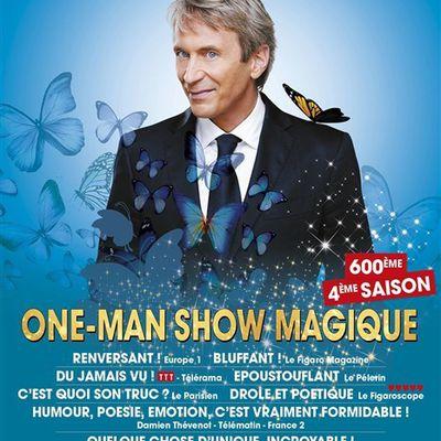 """Magie magie... Alain Choquette - """"Drôlement magique"""""""